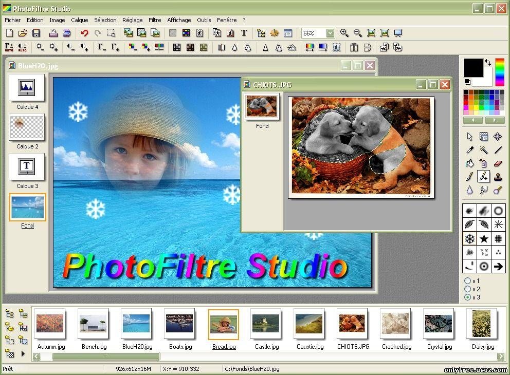 programe de modificat poze. 2011 Program de editat poze